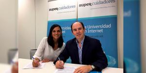 Acuerdo marco de colaboración entre SUPERCUIDADORES y HUMANIZA SOCIAL CARE