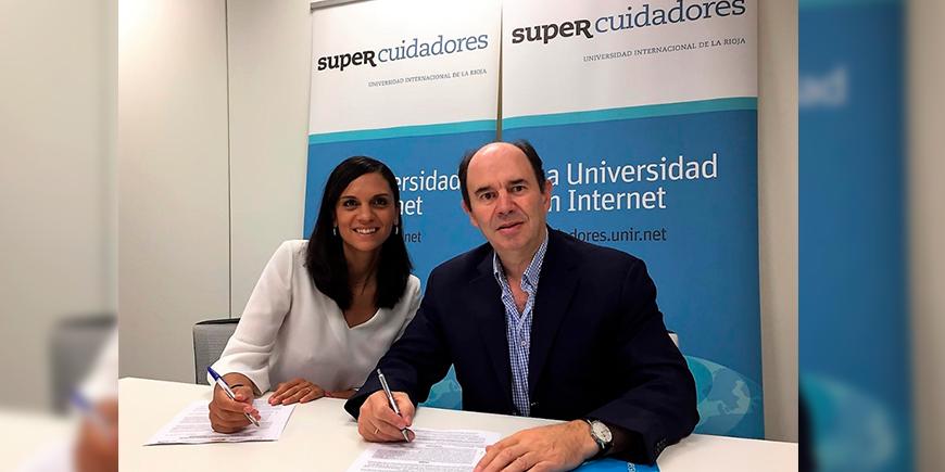 SUPERCUIDADORES y Humaniza Social Care firman un acuerdo de colaboración