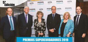 HUMANIZA SOCIAL CARE participa en la entrega de los premios SUPERCUIDADORES 2019