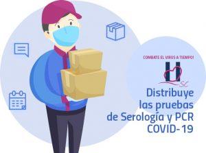 Distribución Pruebas COVID-19
