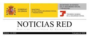 Boletín de Noticias RED (BNR 14/2020)