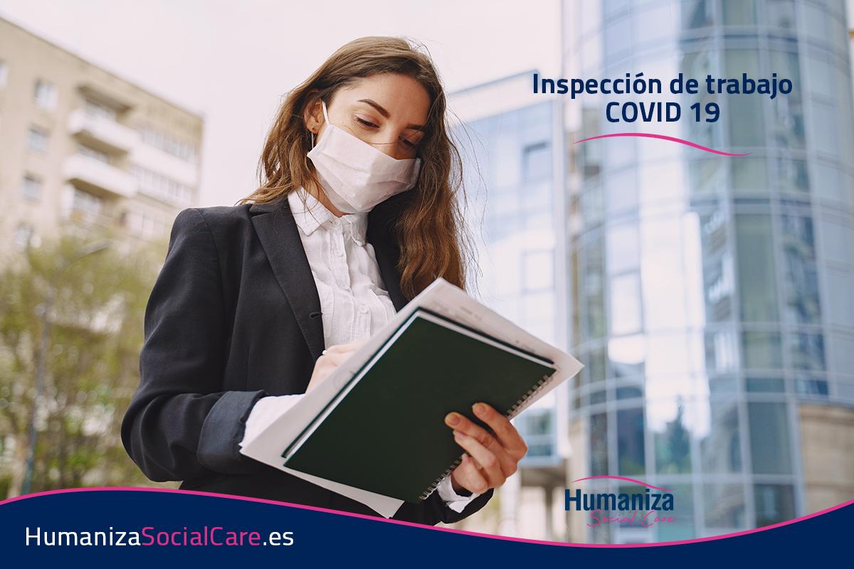 Criterio técnico 103/2020 de la inspección de trabajo COVID 19