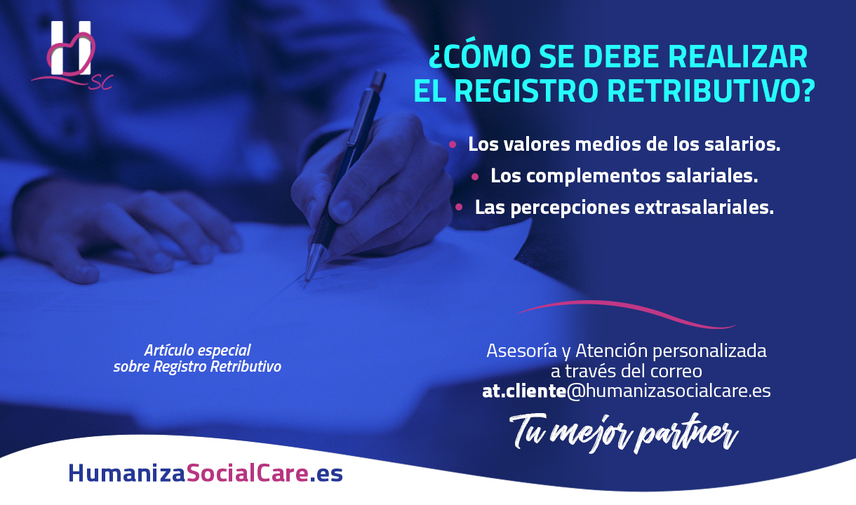 Registro retributivo para adaptarse al RD 902/2020