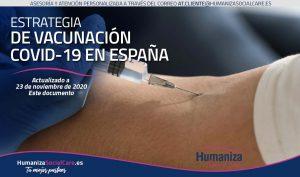 Estrategia de Vacunación COVID-19 en España.